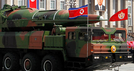 Why new North Korea missiles are fakes