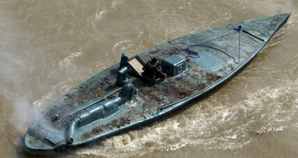 Coast Guard siezes 'narco-sub' in Caribbean