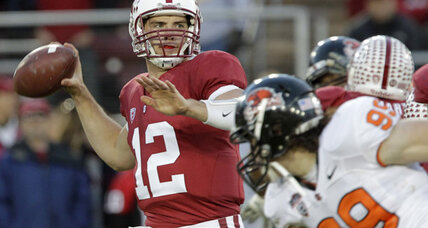 NFL Draft 2012: Watch for quarterbacks in the early rounds