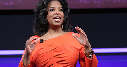 Oprah Winfrey has faith in OWN TV channel, for now