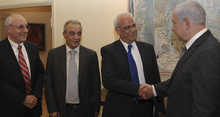 Restart of talks uncertain as Palestinian prime minister skips Israeli meeting