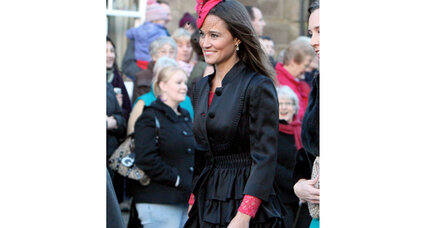 Pippa Middleton book scheduled for an October release