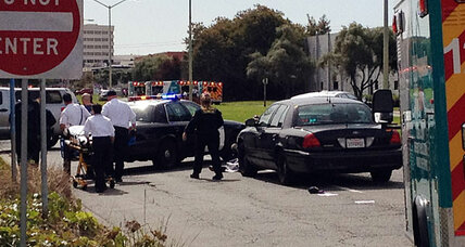Oakland gunman was a 'mistreated' former student at Christian college (+video)