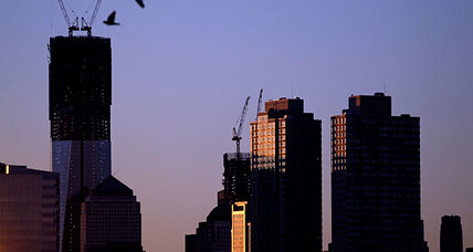 World Trade Center back as tallest building in New York City (+video)