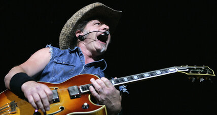 Ted Nugent: Worst political endorser ever? (+video)