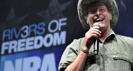 How Ted Nugent might fend off the Secret Service