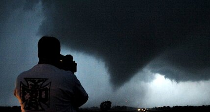 Tornado watch: Early warnings may have saved Iowa town