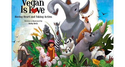 Children's book promoting veganism gets mixed reception from experts