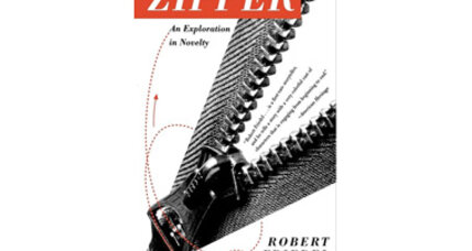 Gideon Sunback zipper Google doodle: 10 great books about zippers