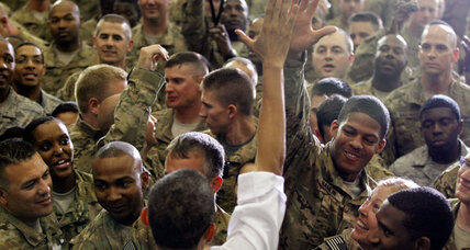 One year after Osama bin Laden death, Obama's balancing act still tricky (+video)