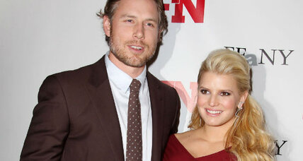 Jessica Simpson baby arrives, finally