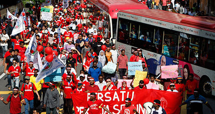 In Malaysia, a May Day pay raise, but no victory for democratic reformers