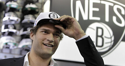 Brooklyn Nets launch new logo. Reactions mixed (+video)