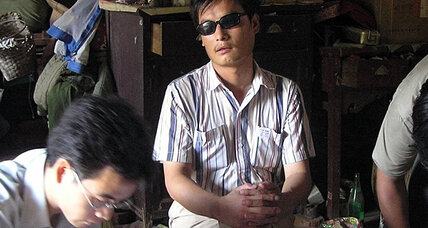 Chinese dissident Chen Guangcheng: What we know now