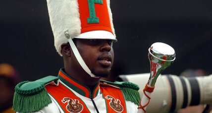 13 charged in Florida A&M University band member's hazing death