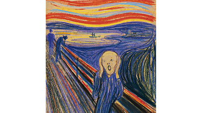 'The Scream' sells for record amount at New York auction