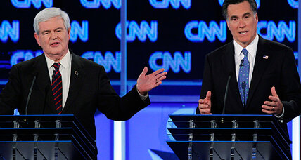 Mitt Romney is a Swiss-bank-account-owning liar. So says Newt Gingrich.
