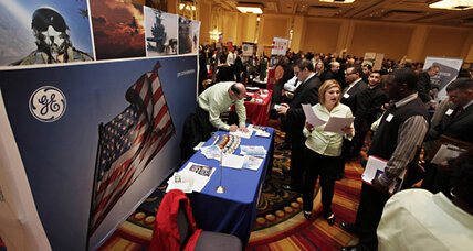 How will today's jobless claims numbers affect the market?