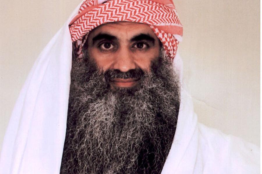 Khalid Sheikh Lawyer of Khalid Sheikh Mohammed