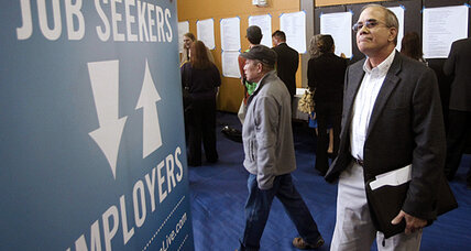 With meager jobs growth, 'time running out' for Obama (+video)