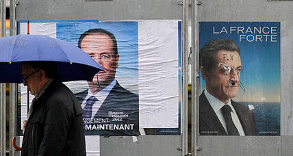French candidate Hollande's projected win could change eurozone's course