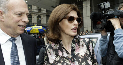 Linda Evangelista suing ex for $46,000 a month in child support