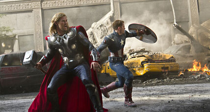 Free Comic Book Day: See 'The Avengers,' then read it for free (+video)