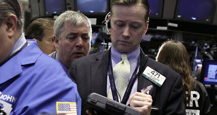 US stocks fall on disappointing jobs report