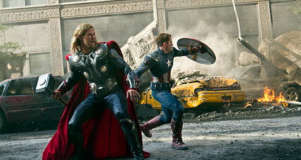 'The Avengers' sets weekend record. Is there a message for the industry?