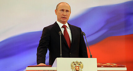 Putin steps up to run a vastly changed Russia