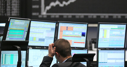 Germany frets, markets falter over French and Greek election results