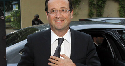 Hollande, the man 'no one saw coming,' prepares to lead France
