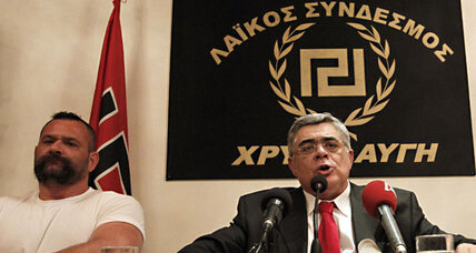Greece's Golden Dawn Party a scary development for Europe