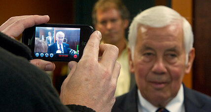 A possible blessing for Dick Lugar in fight to retain US Senate seat