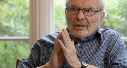 Maurice Sendak with the Wild Things, now (+video)