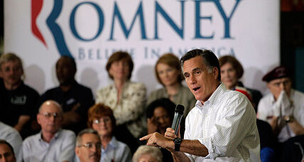 Should Mitt Romney have to defend Obama against 'treason' remark?