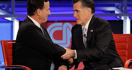 What Rick Santorum's lukewarm endorsement of Mitt Romney means (+video)