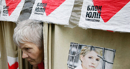 Summit canceled as Ukraine isolation deepens over treatment of Tymoshenko