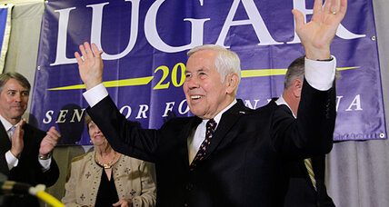 In Richard Lugar defeat, a tea party road map for revamping Washington?
