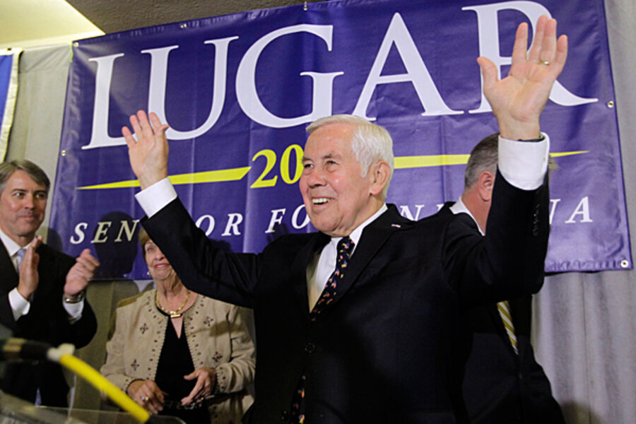 a biography of richard lugar an american politician and member of the republican party The republican party essay examples a biography of richard lugar an american politician and member of the republican party.