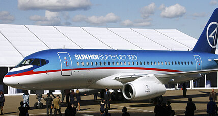 Russian plane goes missing in Indonesia, dealing blow to aviation industry (+video)