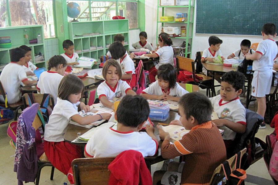 The PTA arrives in Mexico's schools - CSMonitor com
