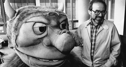 Maurice Sendak beloved by parents and kids around the world