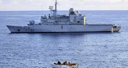 Does a military solution for Somali piracy work?