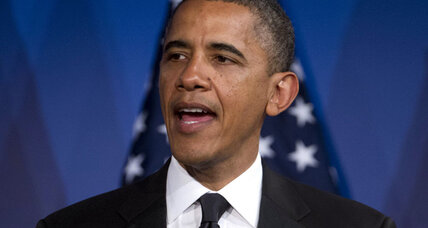 Obama supports gay marriage: Historic switch carries risks (+video)
