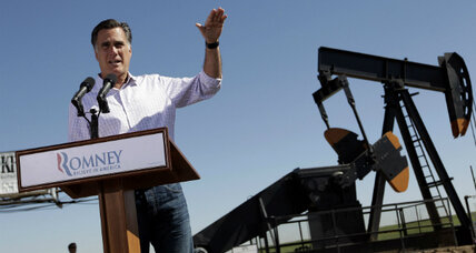 What does Mitt Romney's new ad say about his strategy?