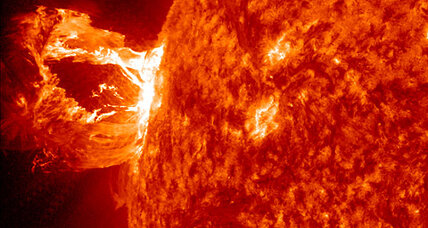 How a solar flare could send us back to the Stone Age
