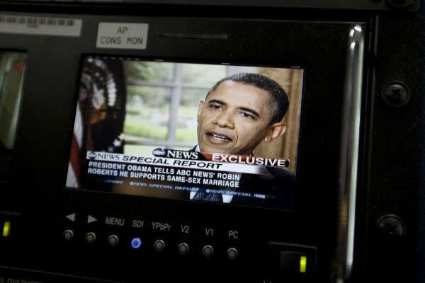 an examination of the position of president barack obama on same sex marriage in the united states How barack obama fundamentally transformed the united states president obama changed hos view on same sex marriage because of the.