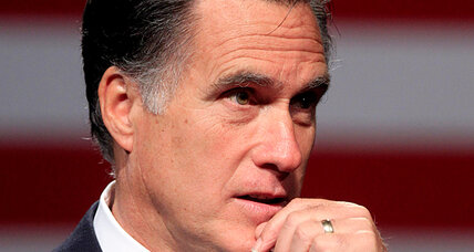 Romney denies bullying students for being gay in high school