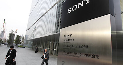 Sony stock slides as entertainment giant suffers huge earnings loss